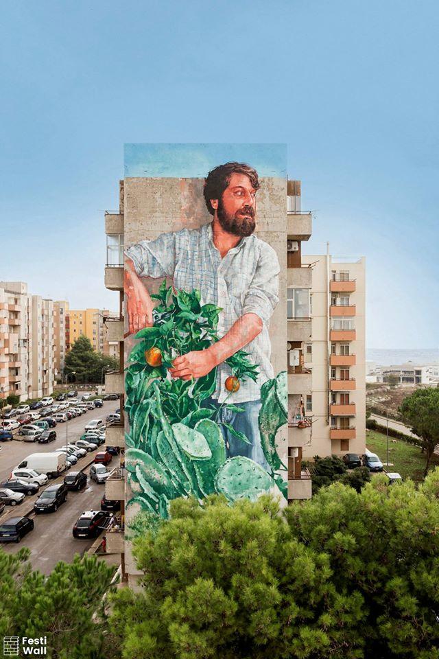 Fintan Magee - The Gardener
